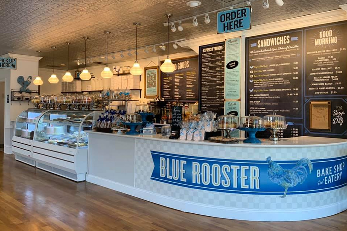 Blue Rooster Bakeshop And Eatery | Lawrenceville, GA